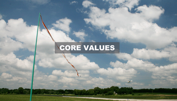 The What, Why And How of Corporate Core Values